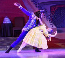 Beauty & the Beast Ballet